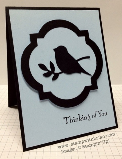 You are Loved, Bird Builder Punch, Stampin' Up!, Brian King