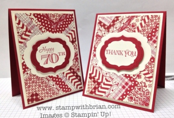 stampwithbrian.com - Herringbone cards in red and white.jpg