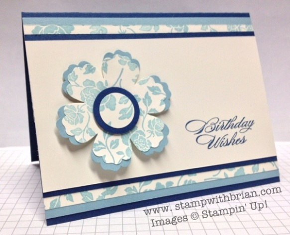 You are Loved, Bring on the Cake, Stampin' Up!, Brian King