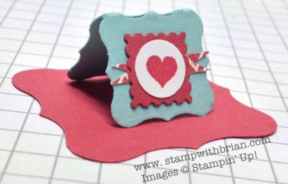 www.stampwithbrian.com - My Little Valentine