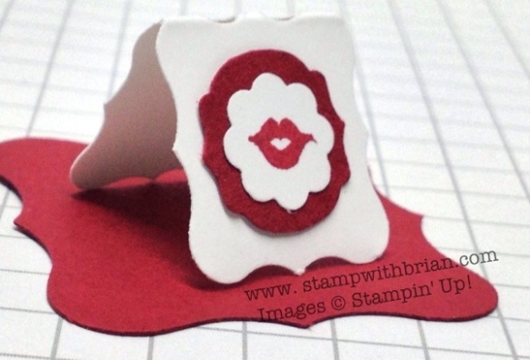 www.stampwithbrian.com - My Little Valentine