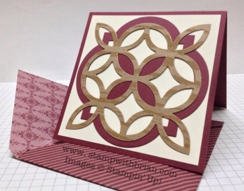 stampwithbrian.com - All-Purpose Lattice Card