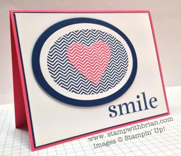 Oh Hello, Happy Day, Stampin' Up!, Brian King