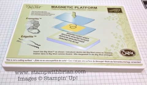 Stampin' Up!, Brian King