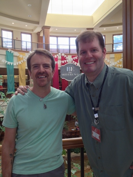 Justin Krieger and Brian King, Stampin' Up!