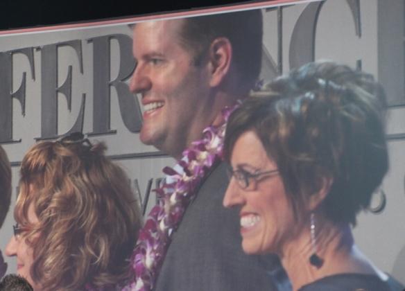 Stampin' Up!, Brian King, Shelli Gardner